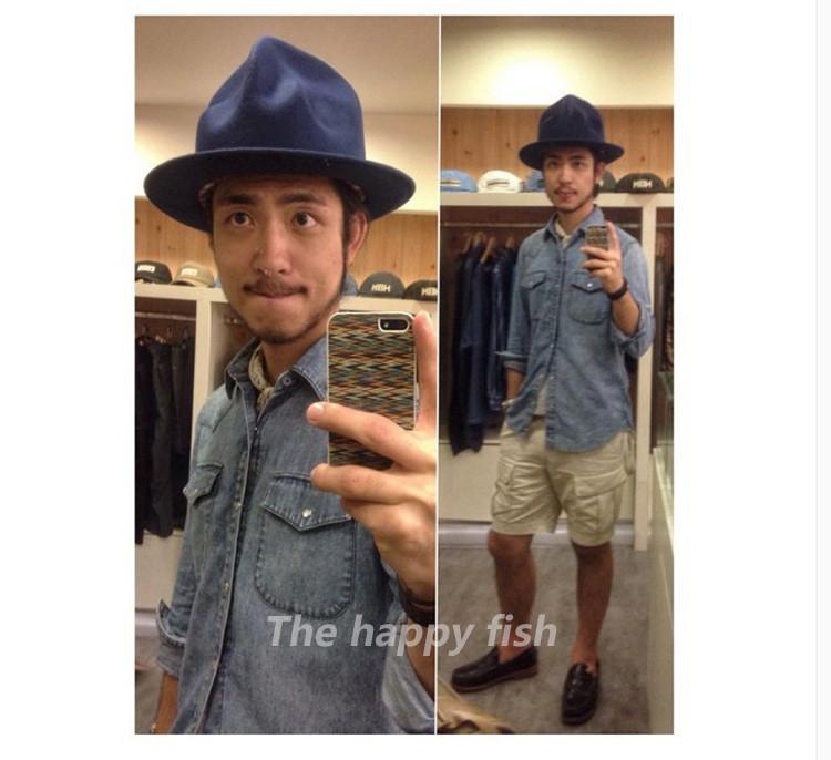 Men Fedora Hat (14)