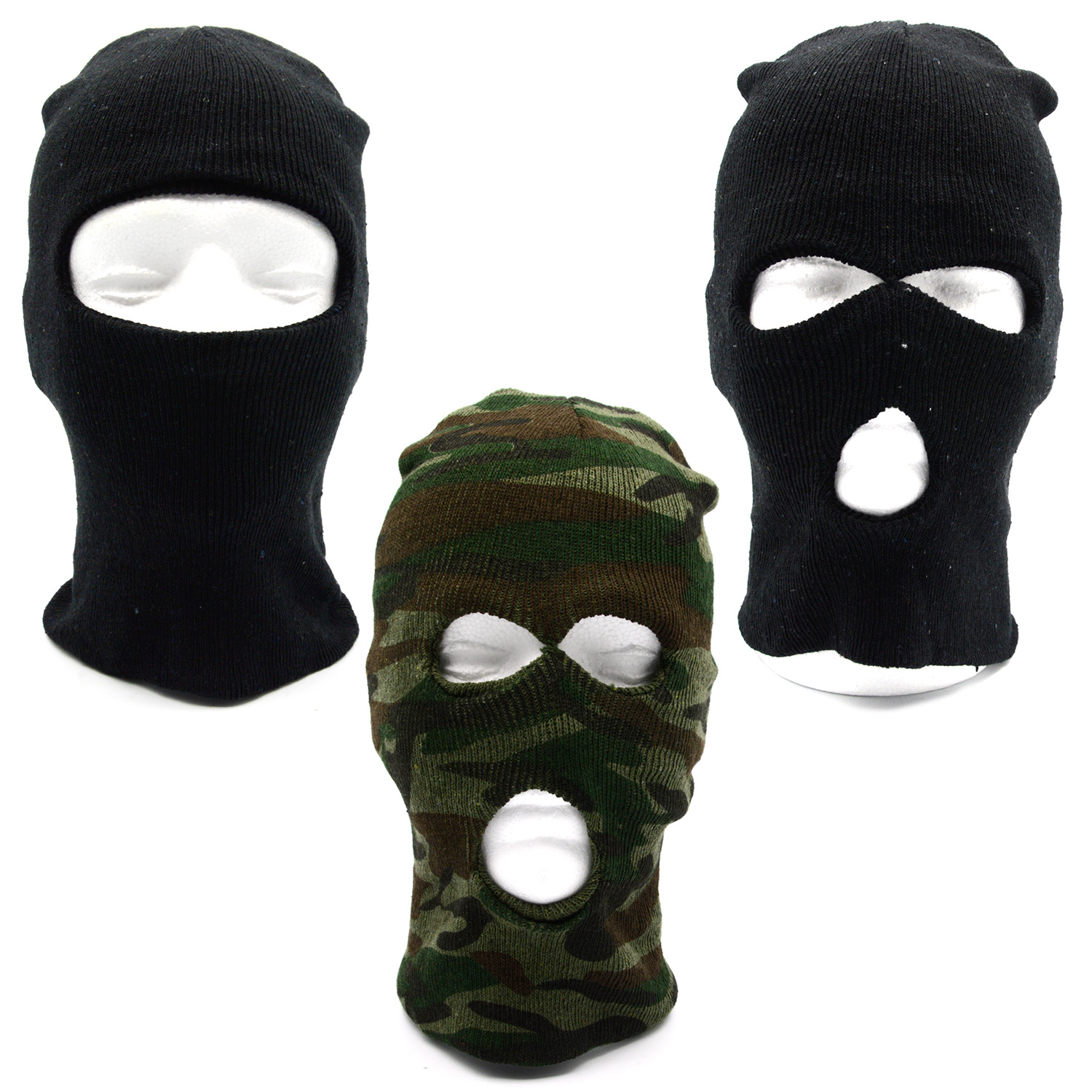 Behogar 3 style Design Ski Face Mask Hat Headgear Motorcycle Cycling  Outdoor Sports Balaclava UV Protection Head Cover-in Party Masks from Home    Garden on ... 74d6006aca8