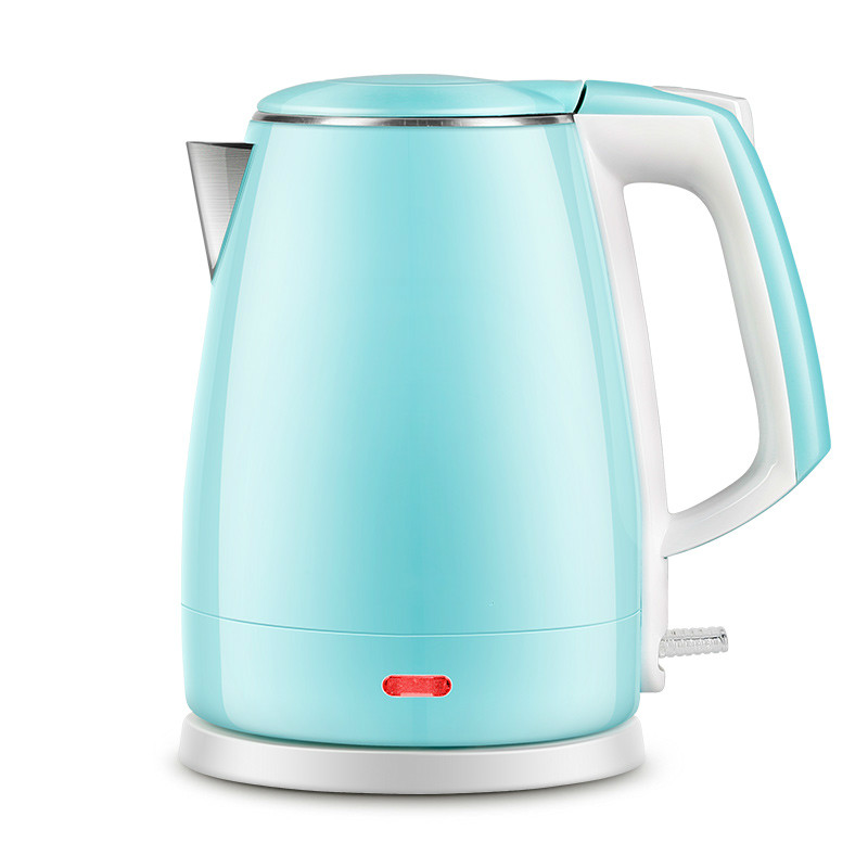 High quality Electric kettle 304 stainless steel kettles home cooking automatic blackouts Safety Auto-Off Function electric kettle used to prevent automatic power failure stainless steel kettles safety auto off function