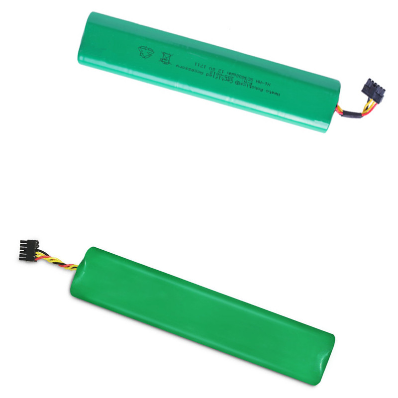 2pcs/lot <font><b>12V</b></font> <font><b>4.5Ah</b></font> 4500mAh Rechargebable Battery For Neato 70E 80 85 D75 D80 D85 Vacuum Cleaner Ni-MH image