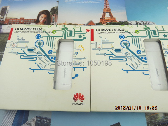 Unlocked Huawei E192G Hsdpa Modem for South America