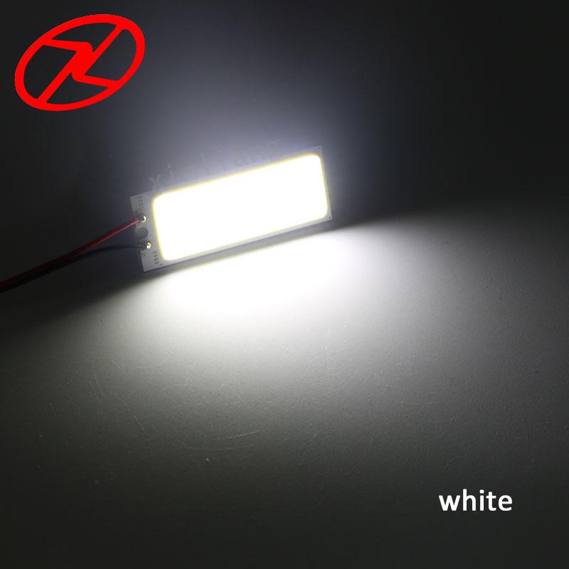 2kom visoke kvalitete 36 Smd Festoon T10 BA9S 3Adapter COB LED - Svjetla automobila - Foto 6