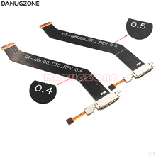 USB CHARGING Dock Charge แจ็คปลั๊ก SOCKET Port Connector สายเคเบิล Flex สำหรับ Samsung Galaxy หมายเหตุ 10.1 N8000 GT N8000 N8010