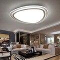 Современные светодиодные потолочные лампы  акриловые ультра тонкие потолочные светильники для гостиной  декоративный абажур для спальни  ...