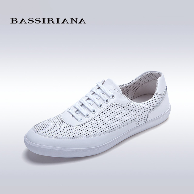 New Genuine leather Lace-Up mens Shoes