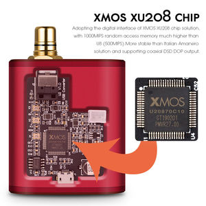Image 3 - Nobsound Mini USB Optical Coaxial Converter XMOS 208 อินเทอร์เฟซดิจิตอลDSD DOP 192KHz