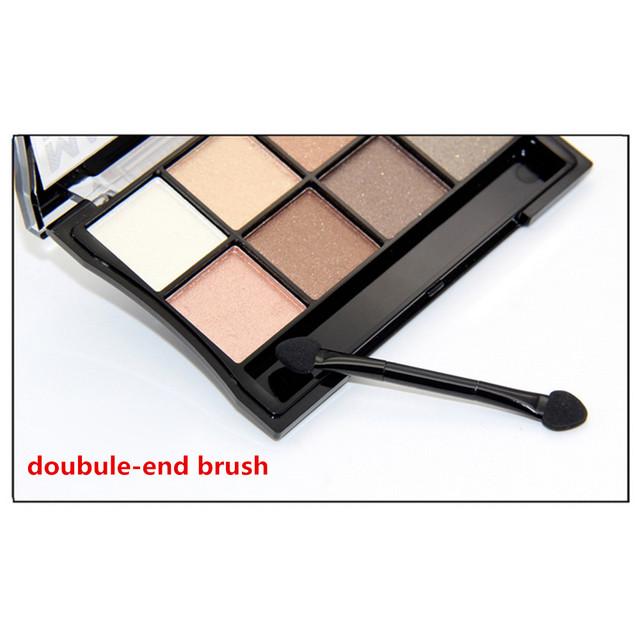 8 Color Glitter / Matte Eyeshadow Palette