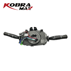 Image 4 - KobraMax Combination Switch Fits For Renault Megane II 3 5 portes Megane MK II 8200216462 Car Accessories