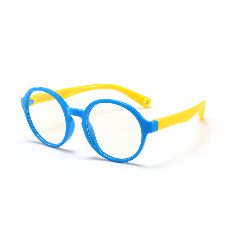 KESMALL Fashion Brand Children Optical Glasses Frame Boys Gaming Eyewear Girls Ultra-light Myopia Eyeglasses Frames Hot XN877
