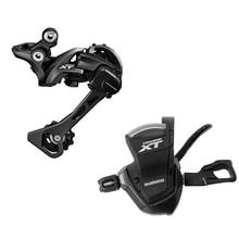 SHIMANO DEORE XT M8000 список групп SL M8000 11 s Скорость правый рычаг переключения + RD M8000 задний переключатель передач для горных велосипедов