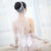 Sexy Lingerie Hot White Bride Wedding Dress Sexy Uniforms Role Play Erotic Lingerie Women Temptation Porn Babydoll Sexy Costumes