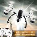 Zangão Profissiona JXD 509 V HD de 2.0MP 6 Eixos Giroscópio 2.4G 4 Canais de Alta-segure Uma Tecla de Retorno Automático RC Quadcopter Mini zangão