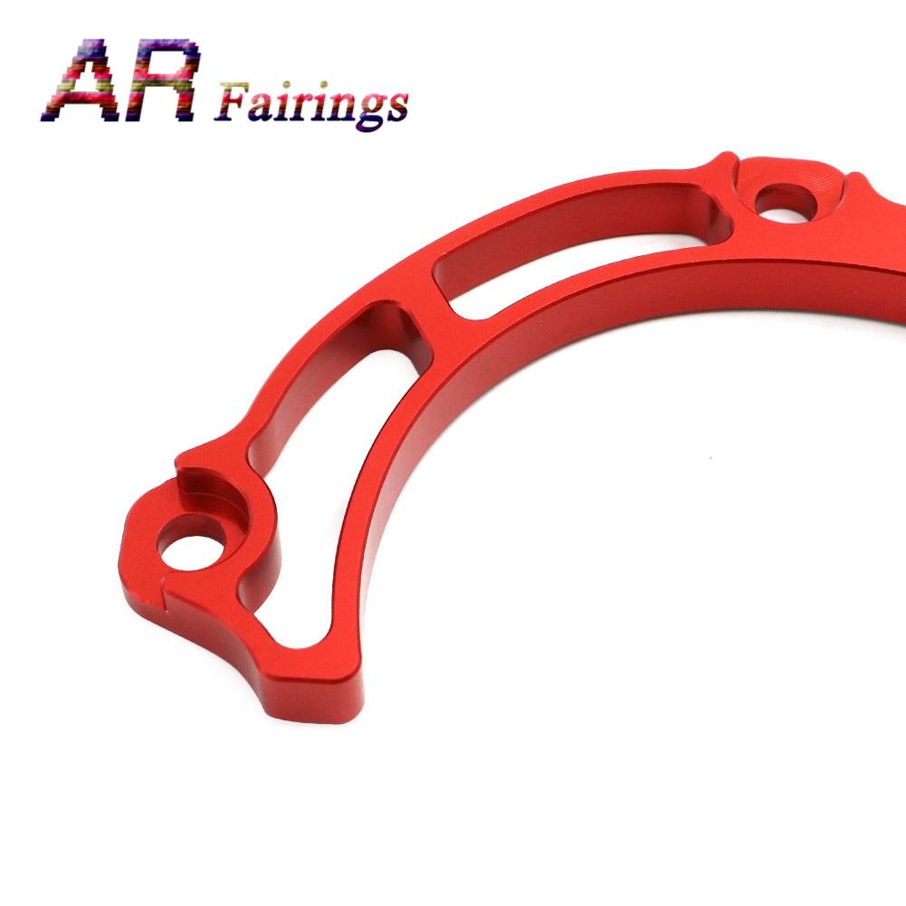 Motoparty LTR450 Case Saver Engine Case Protection For Suzuki Quadracer 450 LTR LT-R450 LTR450 Chain Guard Case Saver Cover