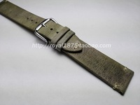 Thin new style Retro Genuine Leather Men's 18mm 19mm 20mm 21mm 22mm excellent Watch Band Strap For branded watch Belt Bracelet