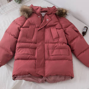 cac55df1beb Summer Tree women s winter coat thick down jacket