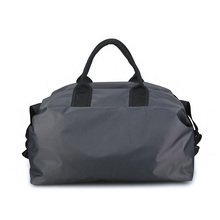 2019 Nylon Men Travel bag Large Capacity Luggage Bag Hot Men Duffle Bag Overnight Weekend Shoulder Bag Black grey Travel handbag