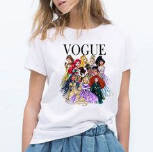 ZOGANKI Cute Cartoon Print Women T-shirt Summer New Style Short Sleeve O Neck Women Tops Casual Loose T Shirt Female Tees Shirt casual loose bag hip long section t shirt women 2019 new summer short sleeve o neck ladies night club female mini dress t shirt