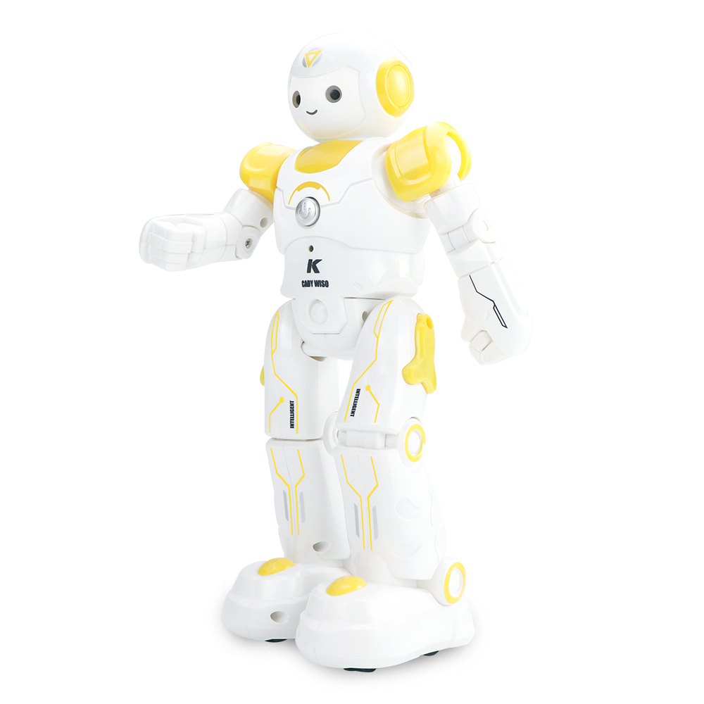 JJRC R12 Remote Control Smart Robots Cady Wiso RC Robot Gesture Sensing Touch Intelligent Dancing Electronic Toy For Children (24)