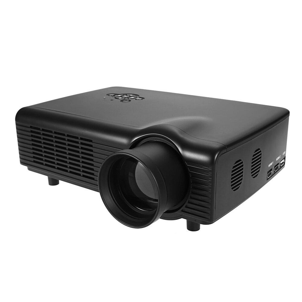 Co680 Reproductor Multimedia 2000 Lúmenes Proyector LCD 800*600 para el Hogar la