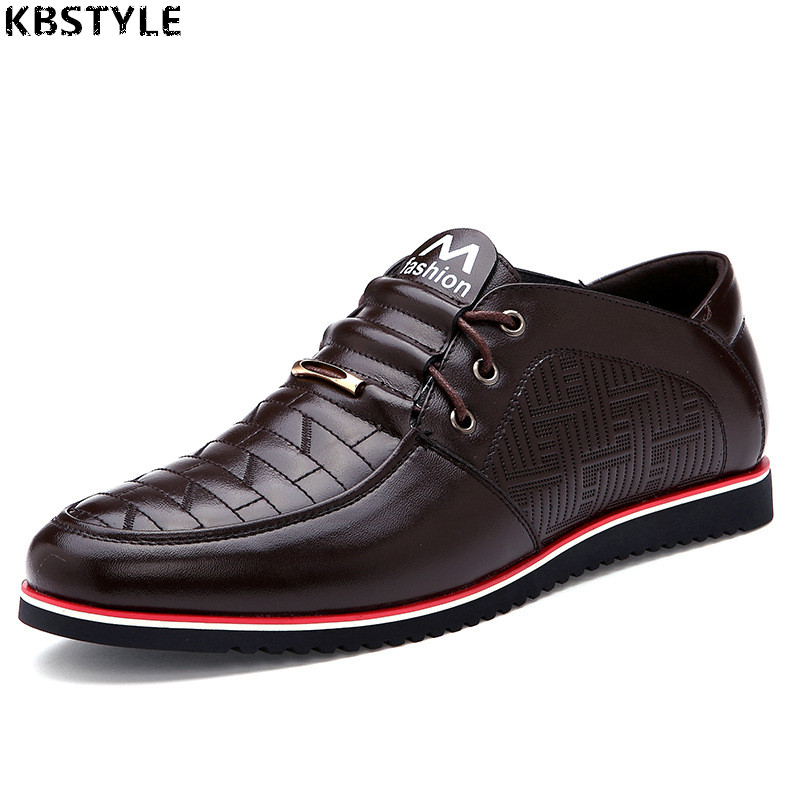 Hot Sales 2017 Winter Mens Casual Shoes Autumn PU Leather Lace-up Black Blue Brown Men Shoes Breathable Comfort Mens Flats набор бит bosch robust line m extra hart 2607002563