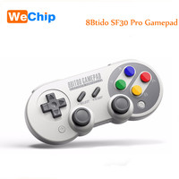 5 Sztuk/partia Bezprzewodowy Klasyczne Joystick Bluetooth/USB-C 8 Bitdo SF30 Pro/SN30 Controller Pro Dual Pc dla iOS Android Gamepad PC