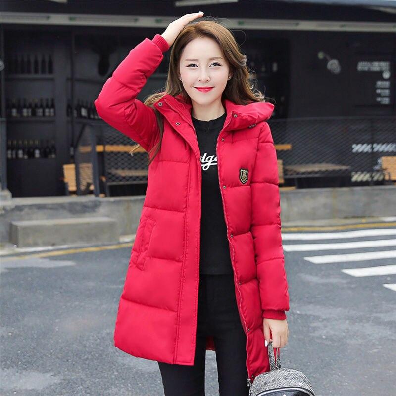 031fb8cf1daf New Wadded Winter Jacket Women Good Quality Cotton Long Jacket ...