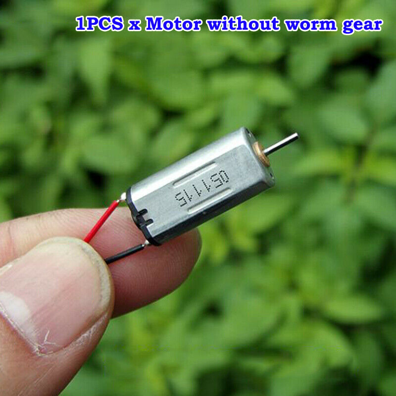 8mm*10mm DC 3V 3.7V 4.2V 32000RPM High Speed Micro Mini FF-M30 Electric DC Motor 1mm Shaft DIY Toy Hobby Model Parts