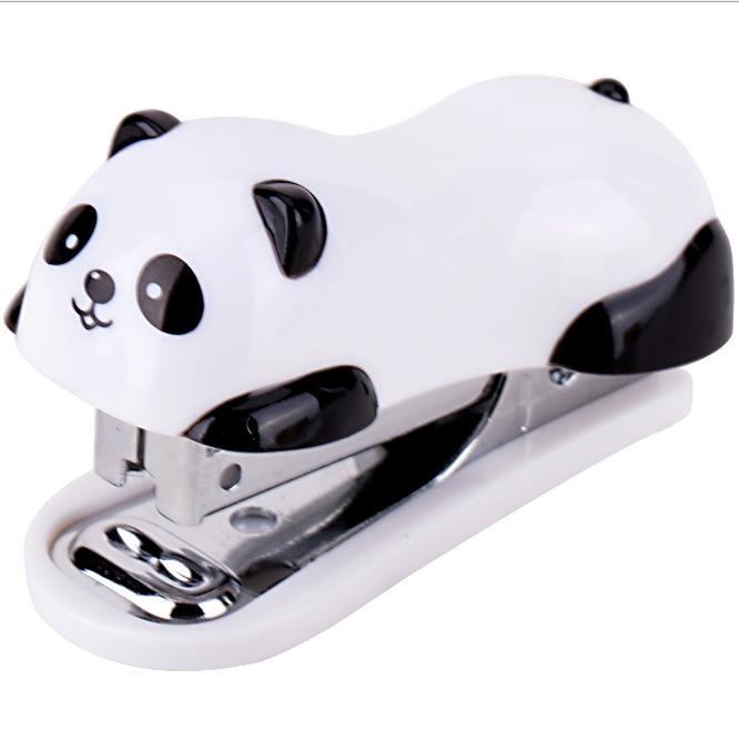 [4Y4A] супер восхитительный мини-степлер в форме панды из мультфильма