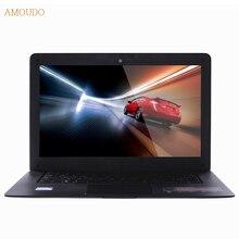 Amoudo-6C Плюс 14 дюймов Intel Core i7 CPU 4 ГБ + 120 ГБ + 750 ГБ Dual Дисков Windows 7/10 система 1920×1080 P FHD Ноутбук ноутбука