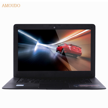 Amoudo-6C Plus 14inch Intel Core i7 CPU 4GB+120GB+750GB Dual Disks Windows 7/10 System 1920x1080P FHD Laptop Notebook Computer