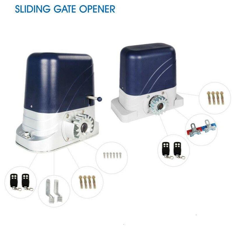 sliding gate operator and sliding gate opener for home automation to 500KG 600KG 800KG 1200KG