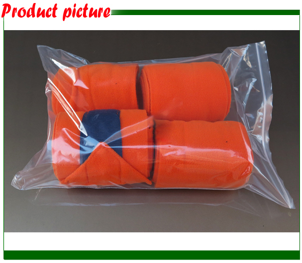 add25598ff110 Free shipping Polar fleece horse bandage,11CM tall X 3 meters long.4 pieces  per set.(AC7021)-in Horse Care Products from Sports & Entertainment on ...