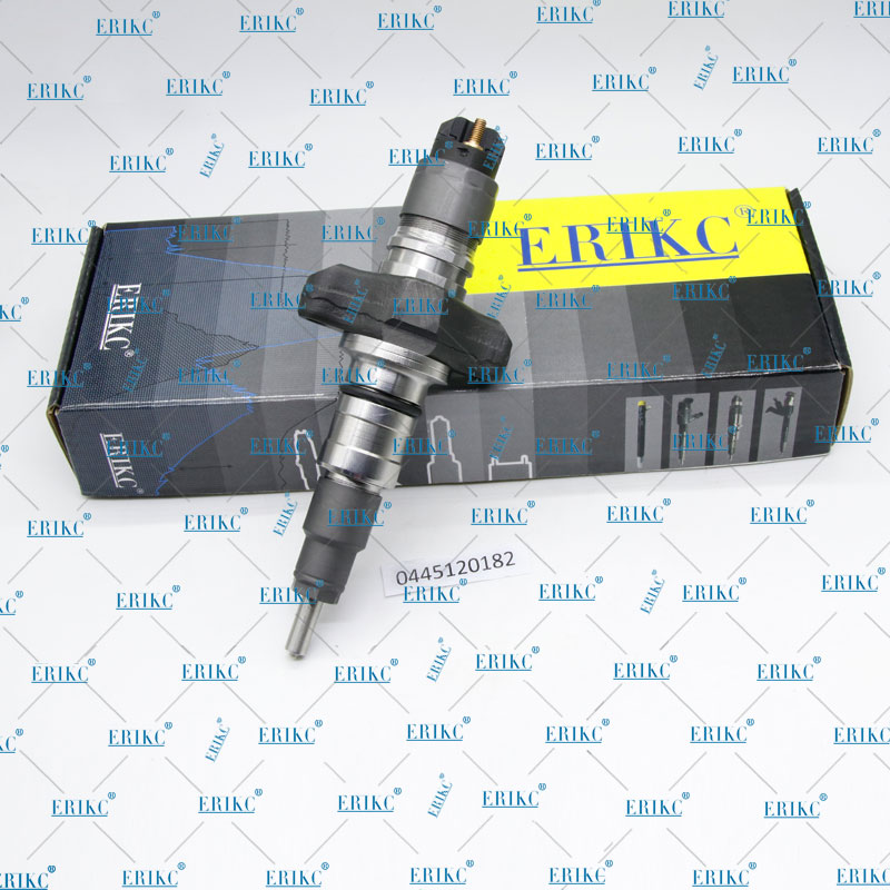 ERIKC 0445120182 Fuel Injector OEM Injector Assy 0445 120 182 Injectors Diesel Enginel 0 445 120 182 For Dong Feng|injector cleaner|injector manufacturer|injector sleeve -