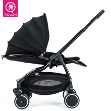 Aulon recounts baby stroller umbrella car light 4runner suspension folding child baby car