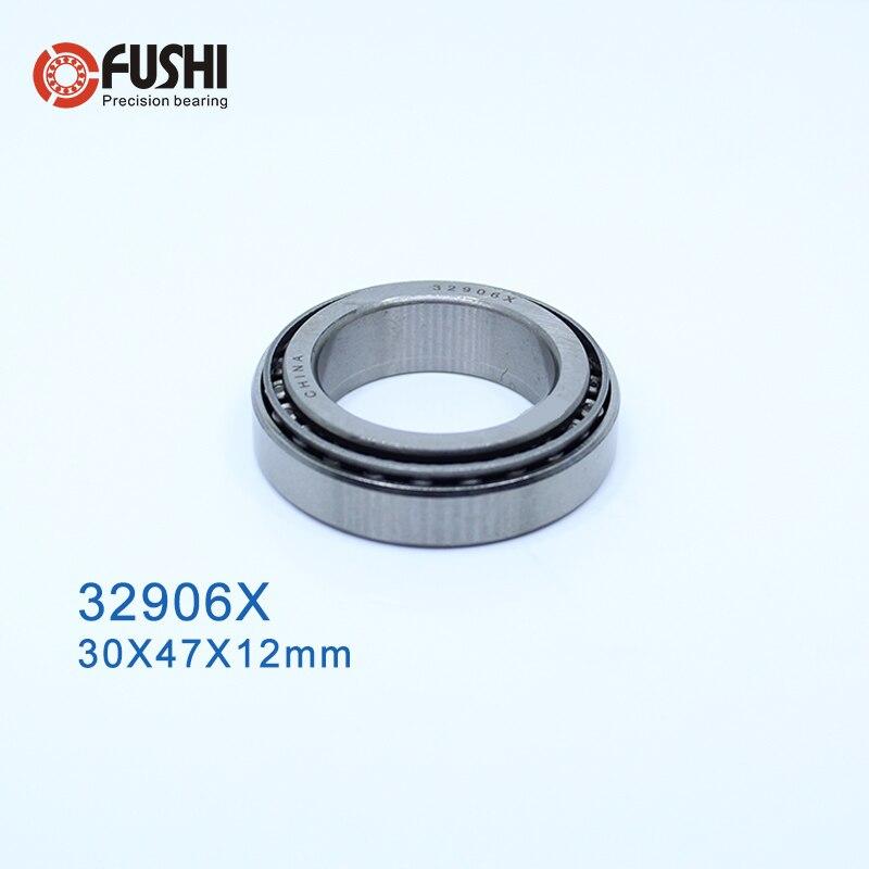 32906 X Bearing 30*47*12 mm ( 1 PC ) Tapered Roller Bearings 32906X 2007906 Bearing32906 X Bearing 30*47*12 mm ( 1 PC ) Tapered Roller Bearings 32906X 2007906 Bearing