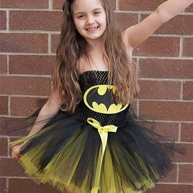 Latest Batman and Robin Tutus for Party Birthbay Halloween Children Girl Costume Summer Dresses Baby Girl Super Hero Tutu Dress  sc 1 st  Aliexpress : batman and robin girl costumes  - Germanpascual.Com