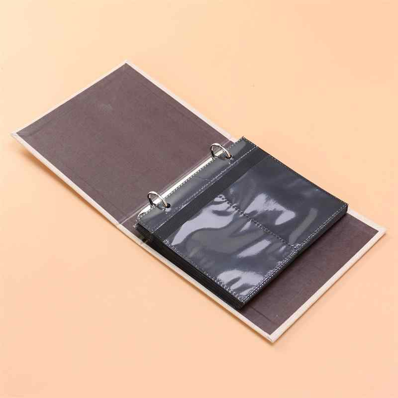 Photo Album Practical Portable Photo Album for Women Girls Adults