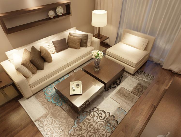 Alfombras azules dormitorio compra lotes baratos de Alfombras grandes modernas