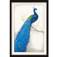 5D Diamond Painting Peacock Animal DIY Diamond Embroidery Cross Stitch 3D Diamond Mosaic Needlework Crafts Christmas