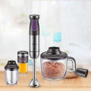 Portable Blenders Set Electric Stirrer Food Mixer Baby Food Maker Juicers Meat Grinders Egg Whisk Kitchen Batidora FoodProcessor