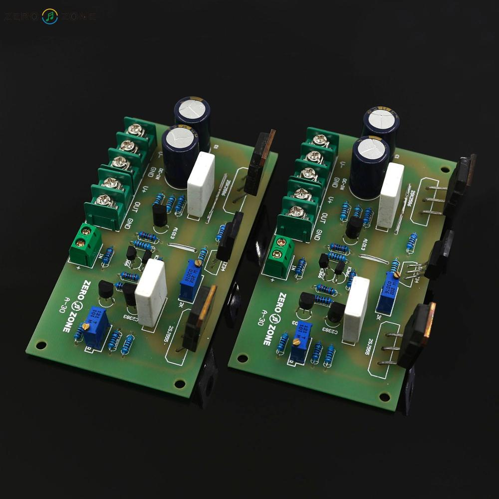 Gzlozone Assembled Pass A3 Single Ended Class A Power Amplifier Hi Fi Preamplifier With Bc550 30w Dual Channel 30 Pure High Current Fet