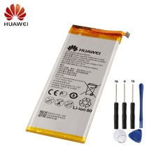 HUAWEI HB4547B6EBC Genuine Battery For Huawei PE-TL20 PE-TL10 PE-CL00 PE-UL00 Honor 6 Plus 3500mAh Phone + Tool