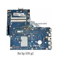 758028 501 для HP 350 G1 материнская плата для ноутбука i3 4005u hm86 GMA HD4400 DDR3L