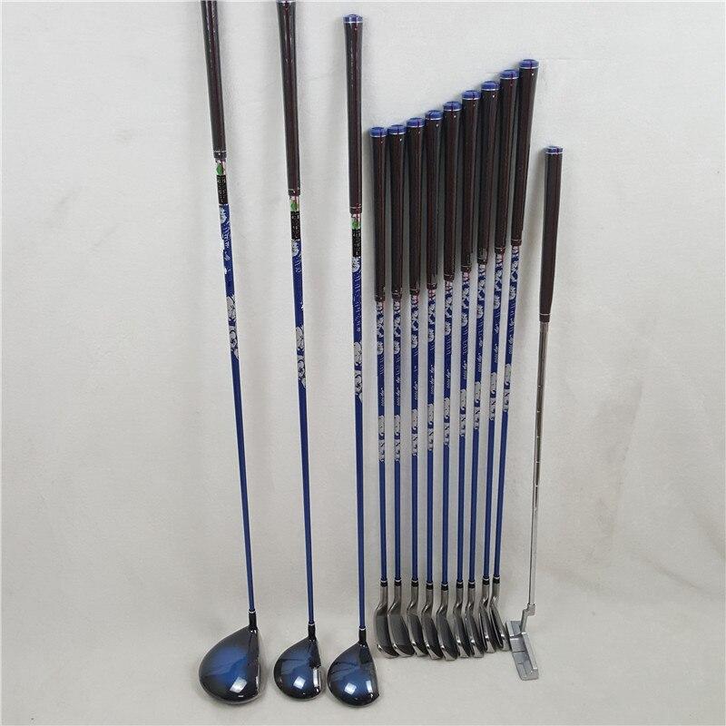 Women's Golf Club Full Set Of MP1000 Golf Clubs Set + Fairway + Golf Irons + Putter (13piece) NO Golf Bag Graphite Shaft