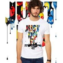 ZSIIBO TX221 diseño de moda verano T camisa de los hombres de alta calidad  impreso personalizado camisetas Hipster Tees a6776520be3
