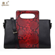 Fashion Women Envelope Clutch Bag Sexy Red 100% genuine leather Bags for Women Trend Fashion Handbag Tote Ladies Clutch
