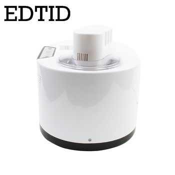 EDTID Commercial Automatic DIY Self-Cooling Ice Cream Maker Sorbet Freezer Frozen Fruit Desstert Soft Icecream Machine 110V 220V