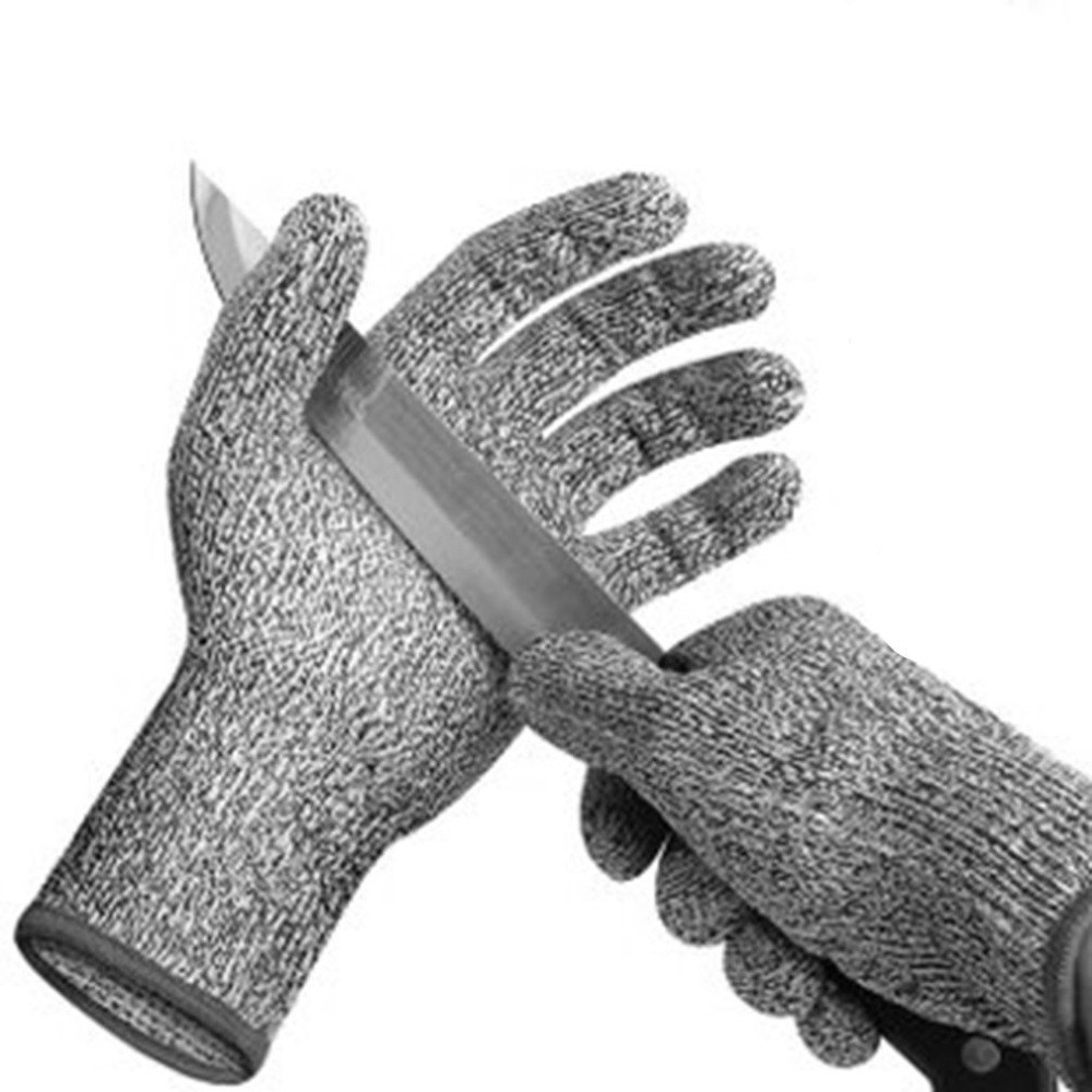 Safety Gloves Anti-cut Gloves Safety Cut Proof Stab Resistant Stainless Steel Wire Metal Mesh Kitchen Butcher Cut-Resistant new 1 pcs cut resistant stainless steel gloves working safety gloves metal mesh anti cutting for butcher worker