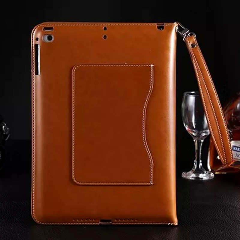 High Quality Mini 4 Leather Case 7 9 Inch Tablet Cover Luxury Flip Wallet Case Smart