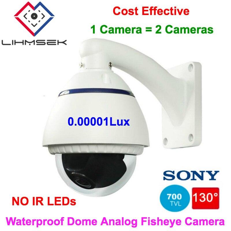 Lihmsek 0 00001lux Low Lux D N Full Color Outdoor IP66 Waterproof CCTV Security Surveillance 130